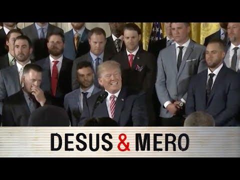 Houston Astros Visit White House