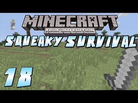 Minecraft Xbox: Squeaky Survival: Fast Travel and No Bones (18)