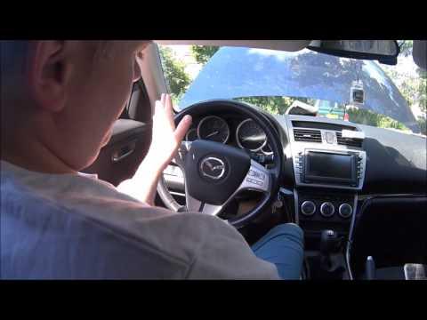 Mazda 6 gh oil снимок