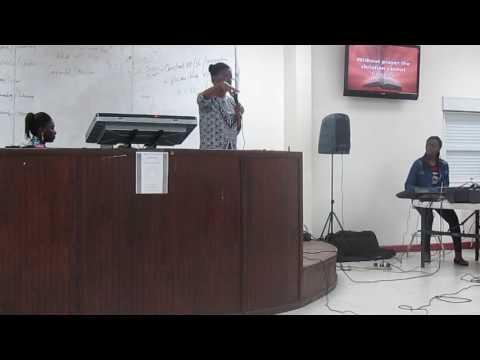 Sermon by Sister Edikan Ayangha. (видео)