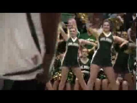 Cal Poly Men's Basketball vs. UC Santa Barbara Highlights (March 8, 2014)