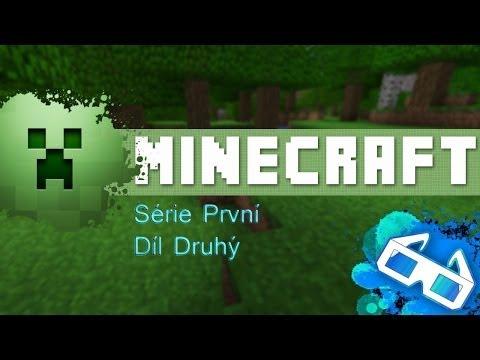 CZ/SK LP Minecraft - Jak vykuchat draka - Díl druhý - Těžení,těžení a těžení