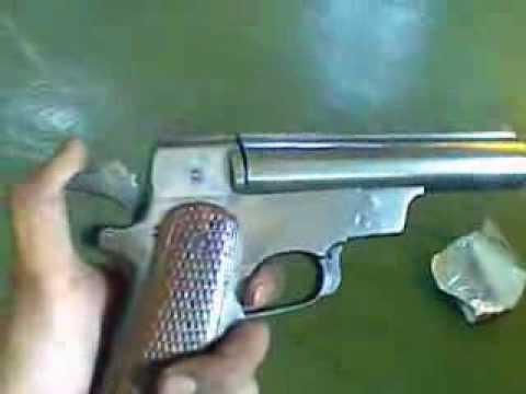 ปืนลูกซองสั้น -