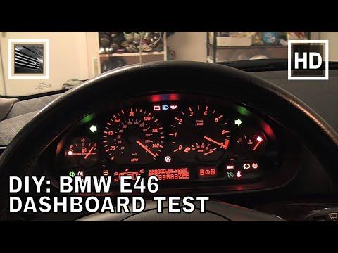 BMW Dashboard Test