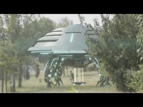 Inside Real Extraterrestrial Alien UFO Saucer Spaceship. See How It Defies Gravity, Space & Time_A valaha feltöltött legjobb UFO videók