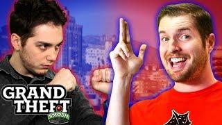 GTA TURF WAR WITH NERDIST (Grand Theft Smosh)