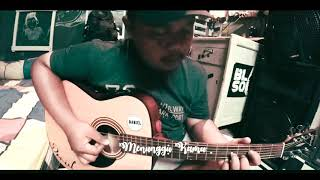 Video ANJI - MENUNGGU KAMU (COVER) MP3, 3GP, MP4, WEBM, AVI, FLV Maret 2018