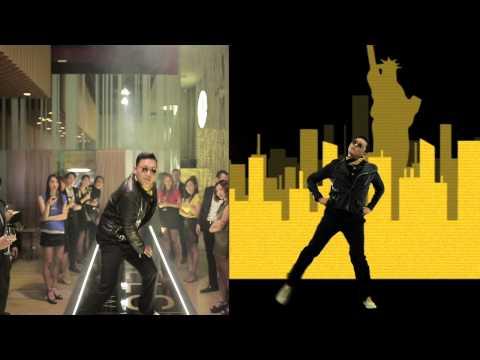 Gangnam Style New York Version
