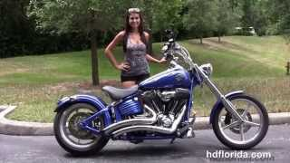 7. Used 2009 Harley Davidson Rocker C Motorcycles for sale
