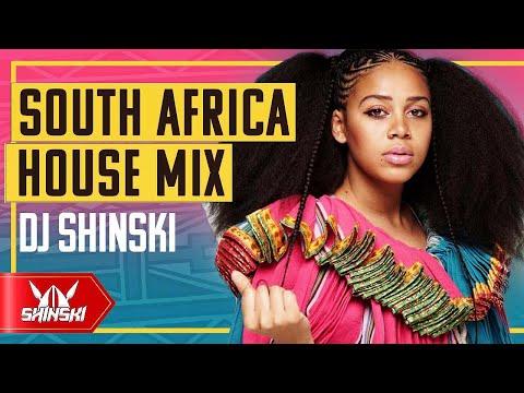 South African House Workout Mix GQOM   Dj Shinski [Master KG, Sho Madjozi, Maphorisa, Heavy K]