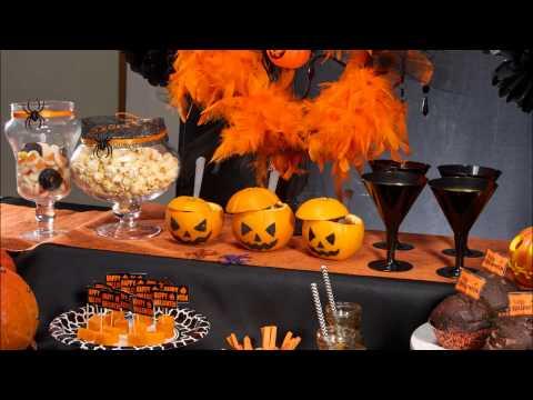 Originele Halloween recepten oranje trend