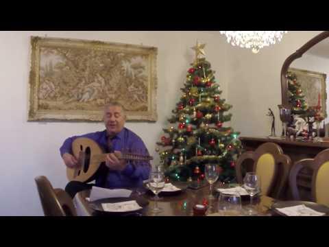 Music By Mouris Hanna - Christmas 2016,  الحان وغناء موريس حنا عيد الميلاد  ٢٠١٦ (видео)