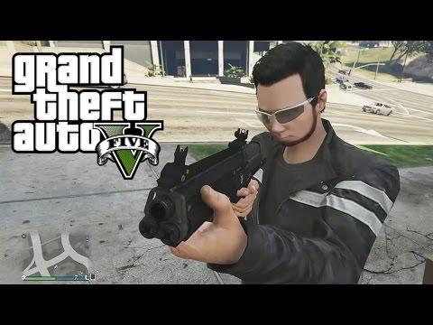 """Lets Be Cops!! """"GTA V Funny Moments"""""""