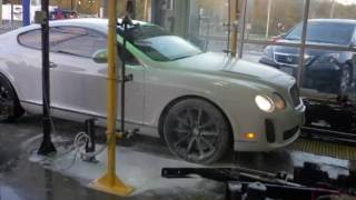 SpeedWash - Bentley Clean