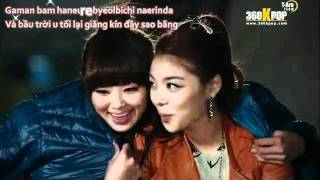 [Vietsub] OST from Dream High 2 - Starlight is falling