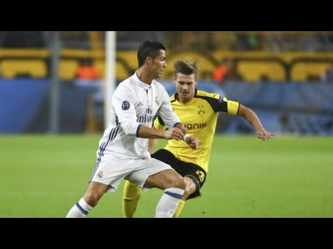 Dortmund vs Real Madrid 2-2 ● UCL ● All Goals And Highlights ● 27/09/2016 ● Zizou