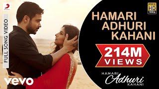 Nonton Hamari Adhuri Kahani - Emraan Hashmi | Vidya Balan | Arijit Film Subtitle Indonesia Streaming Movie Download