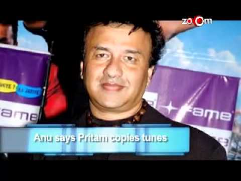 Anu Malik accuses Pritam of plagiarism