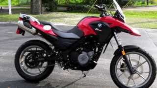 7. Pre-Owned 2012 BMW G650GS Red at Euro Cycles of Tampa Bay