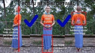 Video Panduan Meditasi #03 - Postur Berdiri | Asyik Bervipassana: Y.M. Bhikkhu Gunasiri MP3, 3GP, MP4, WEBM, AVI, FLV November 2017