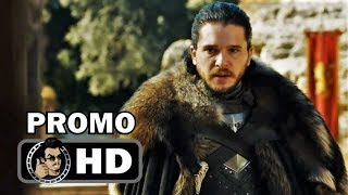 GAME OF THRONES S07E07 Official Promo (HD) Kit Harrington HBO Series SUBSCRIBE for more TV Trailers HERE: ...
