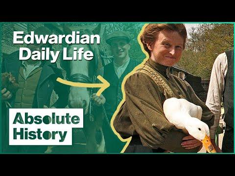 The Daily Life Of A 1900s Farmer | Edwardian Farm EP6 | Absolute History