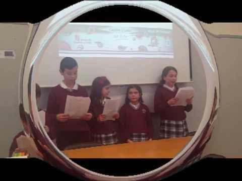 CEIP Flores del Sil Lectura en Público León