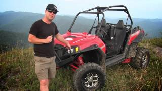 9. Polaris RZR 900 Review