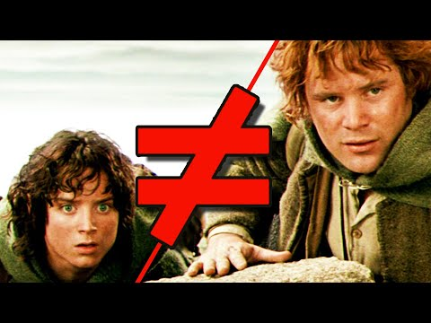 Lord of the Rings The Two Towers What  s the Difference  Book vs