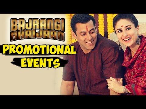 Bajrangi Bhaijaan (2015) Movie | Salman Khan, Kareena Kapoor, Nawazuddin | Pre Release PROMOTIONS