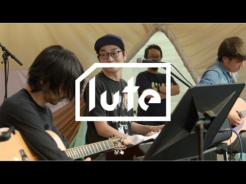 lute exclusive LIVE:□□□ × the band apart 「00:00:00 」