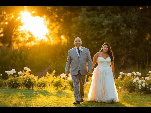 Viaggio Winery Wedding Photos