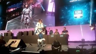 Gamescom 2016 Blizzard Cosplay Contest Part 1