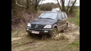 offroad ML-club.eu in action in the Lorraine district.