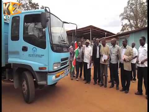 Coast Water Services Board commissions 500,000-litre water storage tank in Taita Taveta