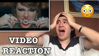 Video Taylor Swift - Look What You Made Me Do Video REACTION MP3, 3GP, MP4, WEBM, AVI, FLV Januari 2018