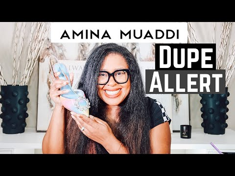 **THE BEST AMINA MUADDI DUPES EVER! (GOOD QUALITY, Not Cheap Dupes) видео
