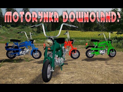 Motorynka Romet Pony M2 v1.0