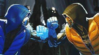 Injustice 2 Sub zero vs Sub Zero Scorpion All intros, clash quotes and supermoves from Injustice 2  Injustice 2 Playlist https://www.youtube.com/playlist?list=PLIHdjqWw8amLejxTrprTd5om6niDsWg4LSUBSCRIBE for daily Injustice 2 content!https://www.youtube.com/user/MaximumGuarded2