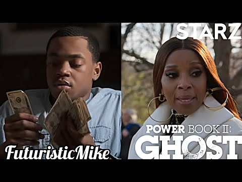 WHAT TO EXPECT POWER BOOK II: GHOST SEASON 1 EPISODE 3 'PLAY THE GAME' TRAILER BREAKDOWN!!!