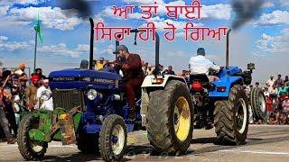Kmaal Ho Gai Farmtrac 45 Vs Sonalika 750 Tractor Tochan