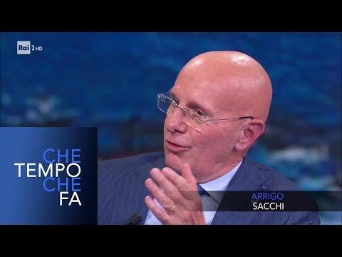 Arrigo Sacchi e l'astinenza sessuale del Milan - Che tempo che fa 12/05/2019