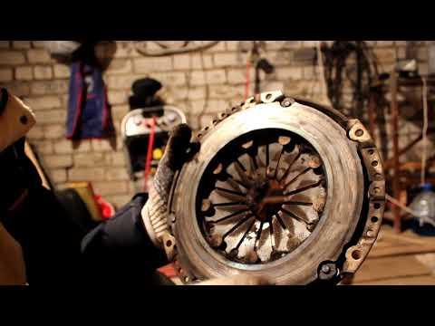 диск сцепления корзина выжимной форд фокус 2