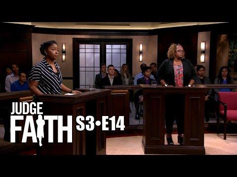 Judge Faith - Turned Up Turnip (Season 3: Full Episode #14)