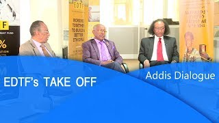 Addis Dialogue with EDTF's TAKE OFF