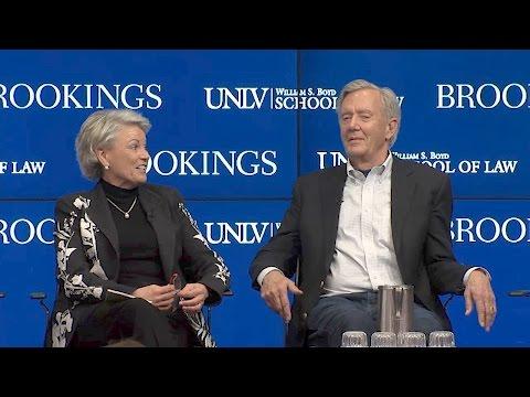 A conversation with former U.S. Secretary of Interior Bruce Babbitt