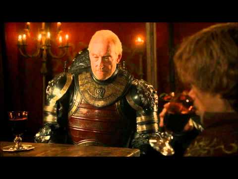 Game of Thrones - Tyrion & Tywin Lannister Conversation