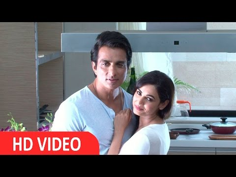 Sonu Sood & Sonal Chauhan Shoots For Texmo Pipe Fittings