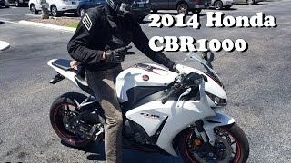 7. MotoVlog : 2014 CBR1000 TEST RIDE