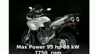 9. Ducati Multistrada 1100 Details & Features